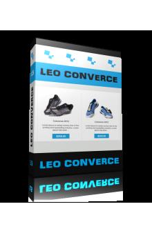 قالب leo convers برای پرستاشاپ 1.5