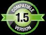 سازگار با نسخه 1.5
